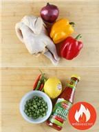 Làm Salad Gà Màu Sắc Đổi Món Cho Bữa Ăn