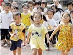 Làm sao để bảo vệ sức khỏe của trẻ trong mùa thu