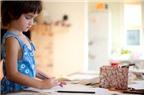 Làm sao để bé yêu môn tập viết?