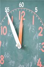 Làm sao để dạy con các khái niệm thời gian