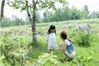Làm sao để dạy con yêu thiên nhiên?