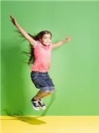 Làm sao để giúp trẻ quen tập thể thao