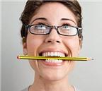 Làm sao để tránh những thói quen làm hỏng răng