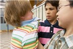 Làm sao để trẻ tránh bị bắt nạt ở trường