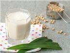 Làm thức uống ngon từ sữa đậu nành