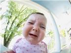 Lời khuyên cho mẹ khi bé khóc dai