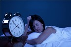 Mách bạn mẹo giúp ngủ nhanh