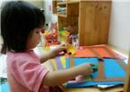 Mẹ khéo tay khâu vá học cách làm sách vải cho bé học giỏi