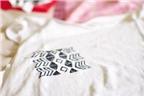 Mẹo bảo quản áo phông trắng không bị màu 'cháo lòng'