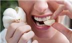 Mẹo đơn giản trị ê buốt răng