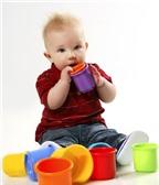 Mẹo giữ vệ sinh đồ chơi cho trẻ