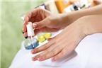 Mẹo giúp sơn móng tay bền hơn
