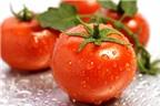 Mẹo làm trắng da với cà chua