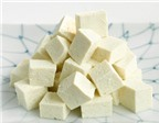 Món ăn – Bài thuốc chữa bệnh từ đậu phụ