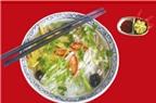Món ăn ngon lạ cho năm mới