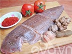 Món cá kho ngon: Cá bơn kho ớt bột