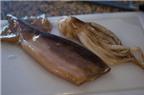 Món mực xào cay - tinh hoa ẩm thực Hàn