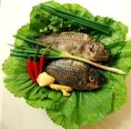 Nấu canh cải cá rô đồng tuyệt ngon