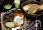 Ngon rẻ bánh mỳ chảo Nghĩa Tân