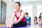 Những bài tập yoga giảm cân nhanh và hiệu quả