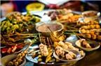 Những khung hình tuyệt đẹp về món ăn châu Á