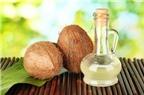 Những lợi ích của dầu dừa với sức khỏe