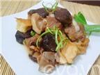 Những món ngon nấu kèm với nấm