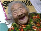 Những người sống thọ nhất thế giới