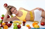 Những nguyên tắc ăn uống sinh hoạt đơn giản để giảm cân