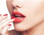 Những sai lầm thường gặp làm hại đôi môi