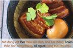 Những thực phẩm càng ăn càng nóng