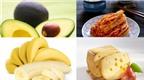 Những thực phẩm có ích cho đường ruột