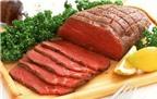 Những thực phẩm kị với thịt lợn