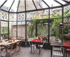 Phong thủy: Phòng ăn trong nhà kính