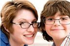 Phòng và chữa bệnh cận thị cho trẻ