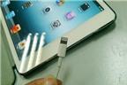 Phớt lờ hiểm họa, nhiều ngườivẫn dùng iPhone, iPad khi sạc pin