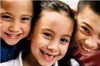 Phương pháp giúp răng bé đẹp khi thay răng