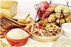Sai lầm mắc phải giảm cân bằng việc ăn kiêng không tinh bột
