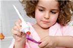 Sâu răng sữa và sức khỏe của trẻ