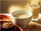 Tác dụng phụ khi uống nhiều sữa đậu nành