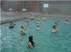 Thể dục trong nước ấm để điều trị cao huyết áp