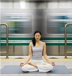 Thiền có thể giúp điều trị chứng trầm cảm