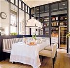 Thiết kế không gian ẩm thực sang trọng và tiện nghi