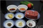 Thịt bò rim - món ngon ngày Tết ở miền Trung
