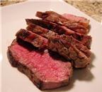 Thịt đỏ có thể gây nguy cơ mắc bệnh tim