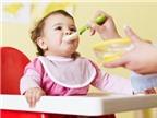 Thực phẩm ăn dặm an toàn cho bé