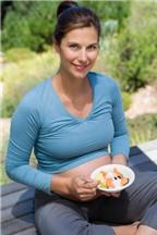 Thực phẩm bổ dưỡng cho bà bầu