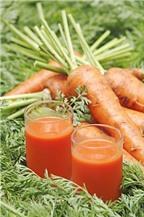Thực phẩm cho môi đỏ tự nhiên