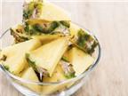 Thực phẩm giúp giảm đau, chống viêm hiệu quả
