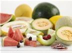 Thực phẩm phòng tránh cúm cho bé